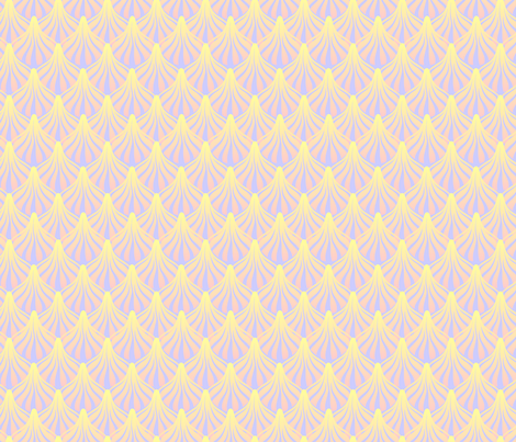 fanout_spring fabric by glimmericks on Spoonflower - custom fabric