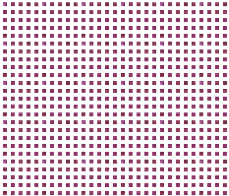 maroon wash checks fabric by mojiarts on Spoonflower - custom fabric