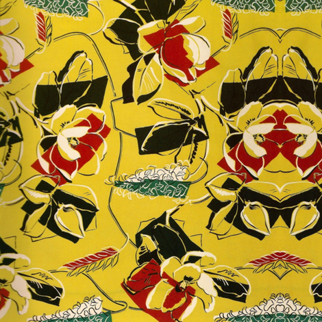 Nifty 50's fabric