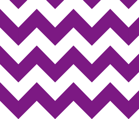 grape chevron fabric by mojiarts on Spoonflower - custom fabric