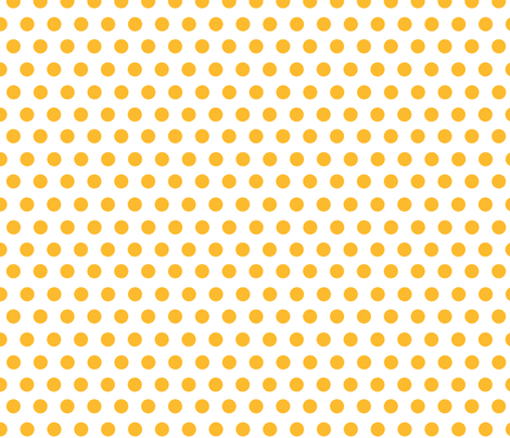 sweet potato dots fabric by mojiarts on Spoonflower - custom fabric