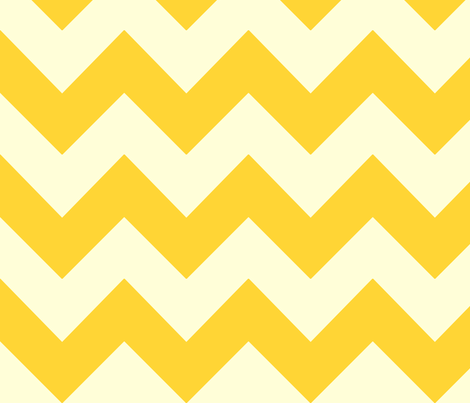 mango chevron 2 fabric by mojiarts on Spoonflower - custom fabric