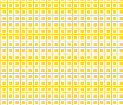 mango mod squares 3 fabric by mojiarts on Spoonflower - custom fabric