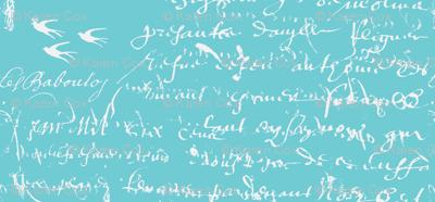 French Script Bold,