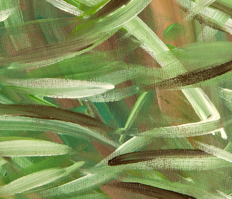 Bamboo fabric by lisa_kyle_young on Spoonflower - custom fabric