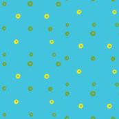 Bubbles bahia blue