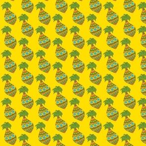 Bahia pineapple- yellow