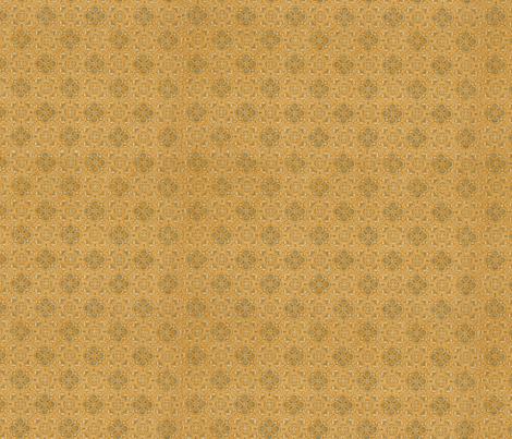 Vintage Gold fabric by tulsa_gal on Spoonflower - custom fabric