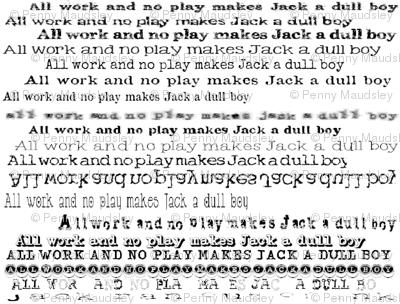 JACKS TYPING