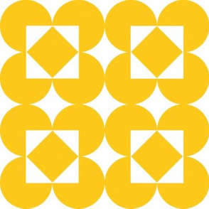 yellowdiamondpattern