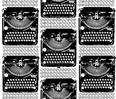 Type and Typewriter