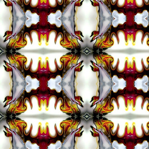 DRE DESIGNS CHROMATIC ABSTRACT 207