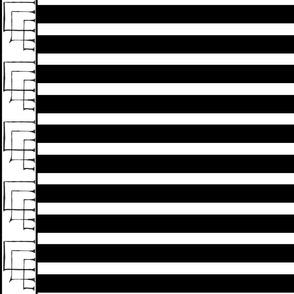 Phaleg Border Stripe - H