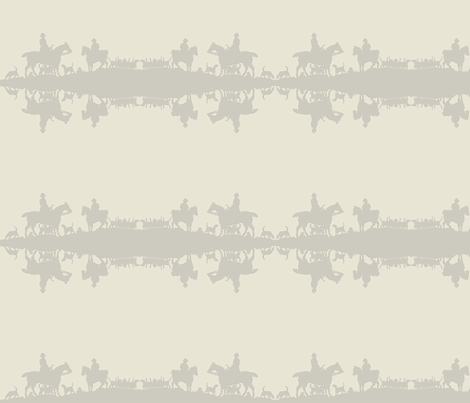 foxhunt-300x129continuoussmltauptantextured fabric by ragan on Spoonflower - custom fabric