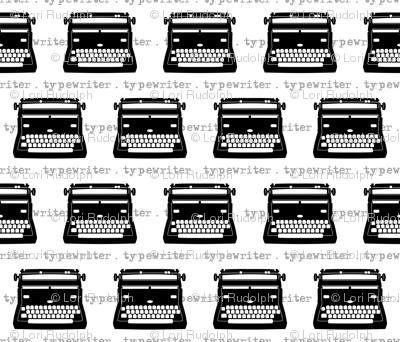 toothy typewriters