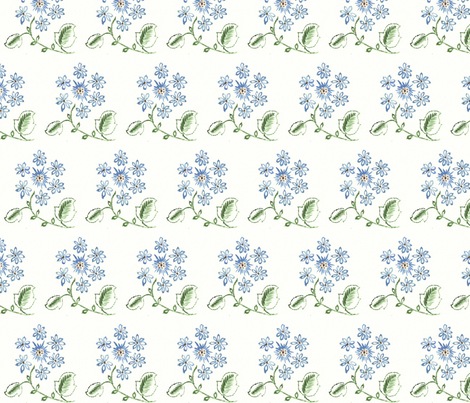 October fabric by bibliosophy on Spoonflower - custom fabric