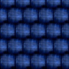 blue bee hive