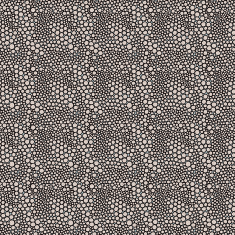 Dot Crowd: Stipple fabric by tallulahdahling on Spoonflower - custom fabric