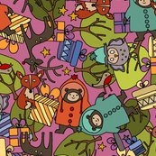 Rrrrrsf_hd_pink_christmas_jumble_sharon_turner_shop_thumb