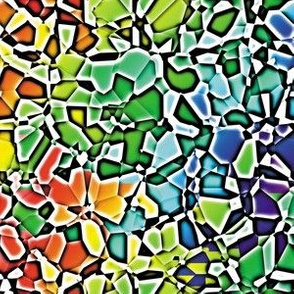 Fractured Colors 1