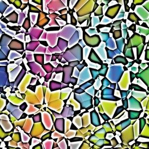Fractured Colors 6