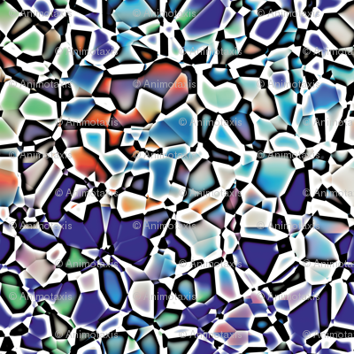 Fractured Colors 8