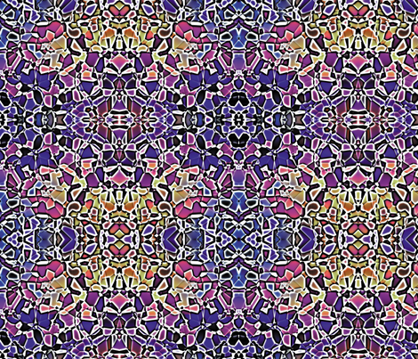 Fractured Colors 11 fabric by animotaxis on Spoonflower - custom fabric