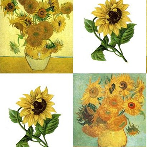 Sunflowers for Vincent