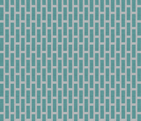 dotted_stripe_marine fabric by holli_zollinger on Spoonflower - custom fabric