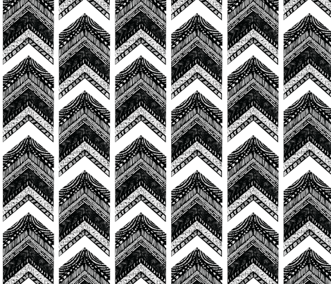 Chevron fabric by julia_canright on Spoonflower - custom fabric
