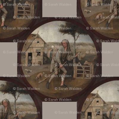 Heronimus Bosch ~ The Pedlar