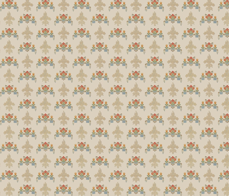 Summer Hill fabric by flyingfish on Spoonflower - custom fabric