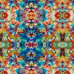 Baby hands Kaleidoscope
