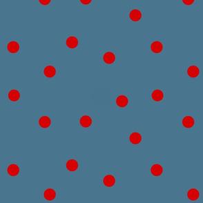 Suzie polka dots