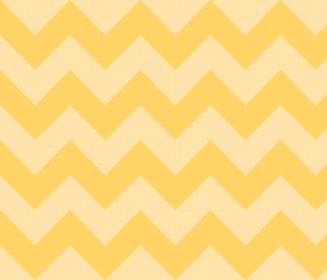 mango chevron 3 fabric by mojiarts on Spoonflower - custom fabric