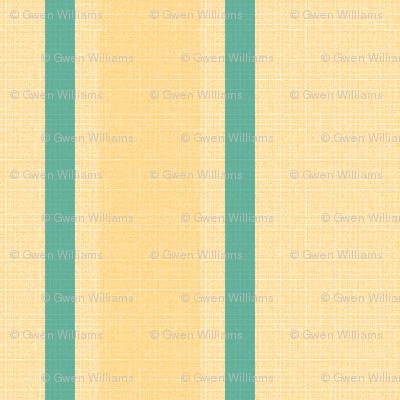 teal yellow stripes 2