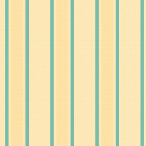 teal yellow stripes 2