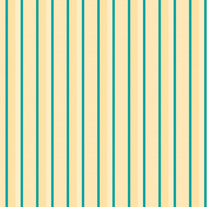 teal yellow stripes 4