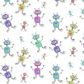 Colorful Robots