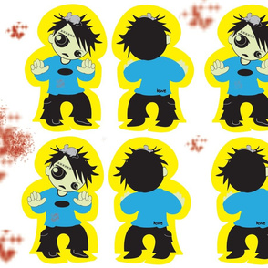 Zombie Doll Pattern