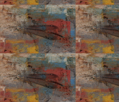Ugly_bug__2 fabric by robbrez on Spoonflower - custom fabric