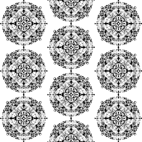 black_and_white fabric by dana_zurzolo on Spoonflower - custom fabric
