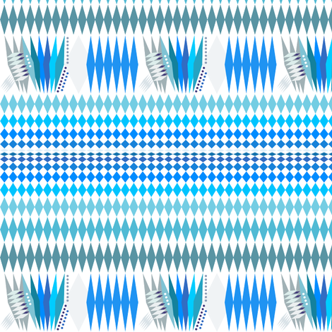 bavarian_flag500 fabric by wren_leyland on Spoonflower - custom fabric
