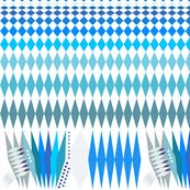 Bavarian Flag  2000