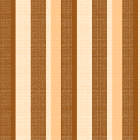 brown peach stripes 2 fabric by mojiarts on Spoonflower - custom fabric