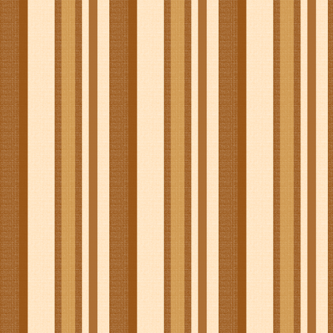 brown stripes 6 fabric by mojiarts on Spoonflower - custom fabric