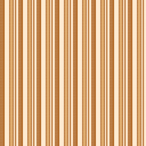 brown stripes 8 fabric by mojiarts on Spoonflower - custom fabric