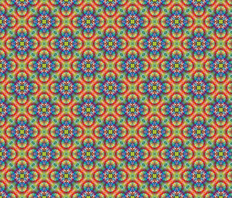 Magic spirit fabric by aalaro-art on Spoonflower - custom fabric