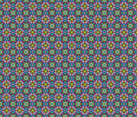 Open mind fabric by aalaro-art on Spoonflower - custom fabric