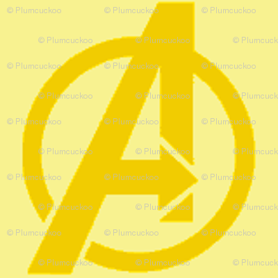 Avengers - yellow